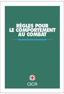 Rules for Behaviour in Combat