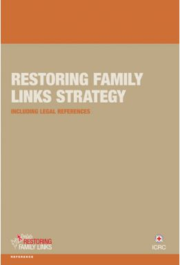 Restoring Family Links Strategy