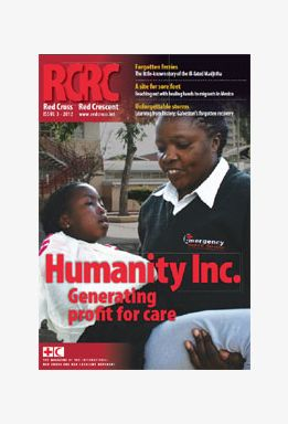 Red Cross Red Crescent: Humanity Inc. (magazine)