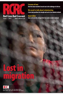 Red Cross Red Crescent: Lost in migration (magazine)