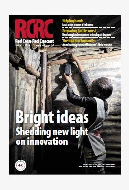 Red Cross Red Crescent magazine: Bright ideas