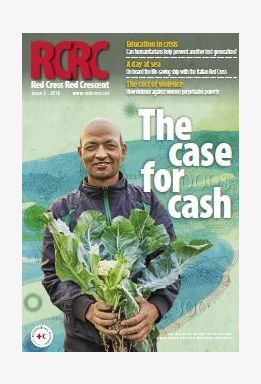 Red Cross, Red Crescent magazine: The case for cash