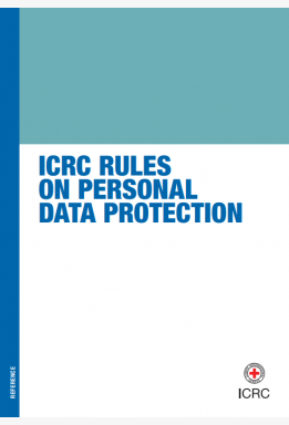 ICRC Rules on Personal Data Protection