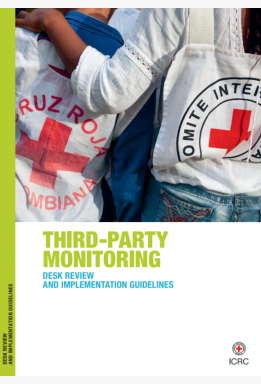 Third Party Monitoring: Desk Review and Implementation Guidelines