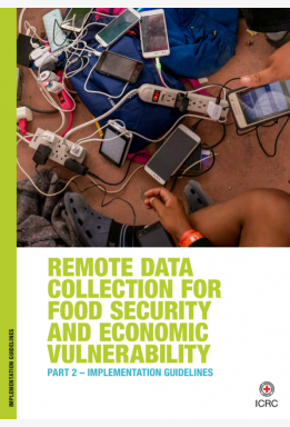 Remote Data Collection for Food Security and Economic Vulnerability: PART 2 – Implementation Guidelines