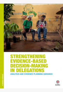 Strengthening Evidence-Based Decision-Making in Delegations: Analysis and Evidence Planning Guidance