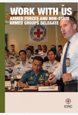 Work with Us – Armed Forces and Non-state armed groups delegate