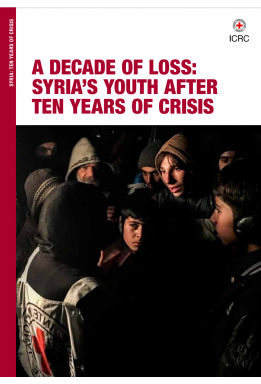 A Decade of Loss: Syria's Youth After Ten Years of Crisis