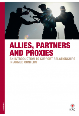 Allies, Partners and Proxies: An Introduction to Support Relationships in Armed Conflict