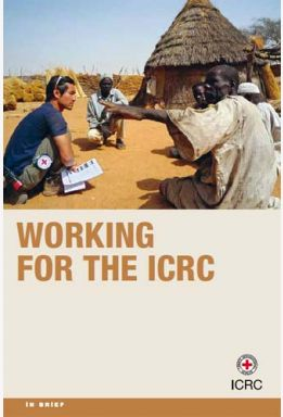 Work for the ICRC