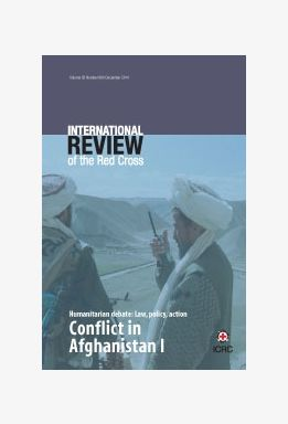 The International Review of the Red Cross: French Selection 2011/1 – Conflit en Afghanistan