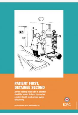 Health Care in Detention (posters)