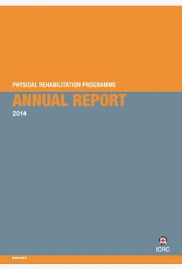Physical Rehabilitation Programme: Annual Report 2014