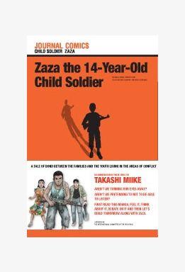 Zaza the 14-Year-Old Child Soldier