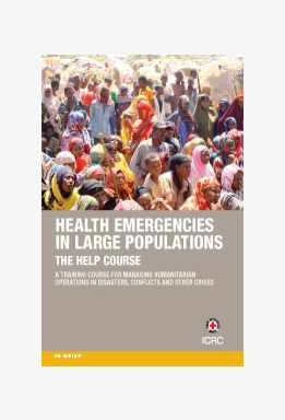 Health Emergencies in Large Populations - the HELP Course