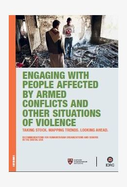 Engaging with People Affected by Armed Conflicts and Other Situations of Violence