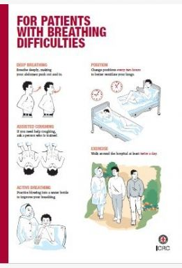 ICRC hospital programme posters