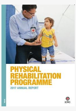 Physical Rehabilitation Programme: 2017 Annual Report