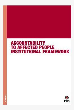 Accountability to Affected People Institutional Framework