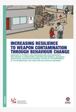 Increasing Resilience to Weapon Contamination through Behaviour Change