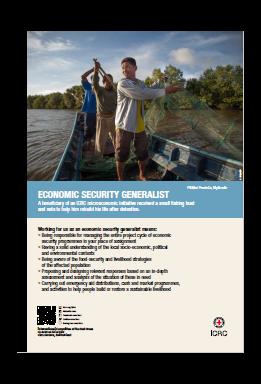 Economic Security Posters