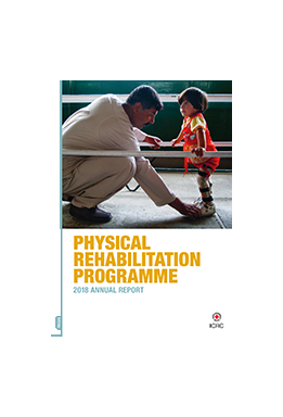 Physical Rehabilitation Programme: 2018 Annual Report
