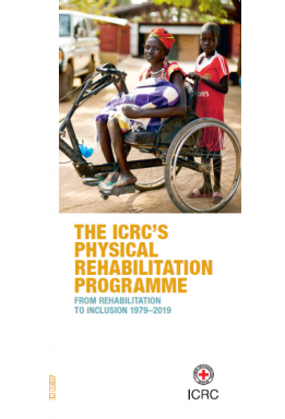 The ICRC'S Physical Rehabilitation Programme: From Rehabilitation to Inclusion 1979–2019