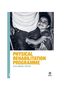 Physical Rehabilitation Programme: 2019 Annual Report