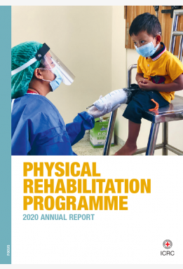 Physical Rehabilitation Programme: 2020 Annual Report