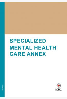 Specialized Mental Health Care Annex
