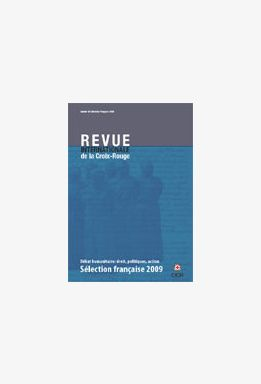 The International Review of the Red Cross: French Selection 2009