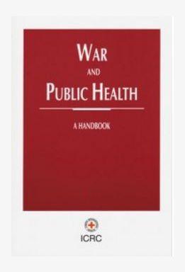 War and Public Health: A Handbook
