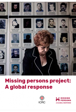 Missing persons project : A global response