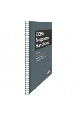 CCHN Negotiator Handbook
